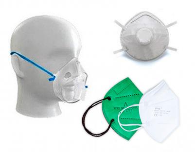Respirators face mask