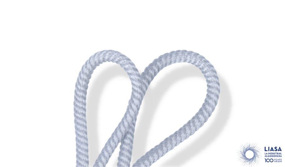 Cordons helicoidals de polipropilè