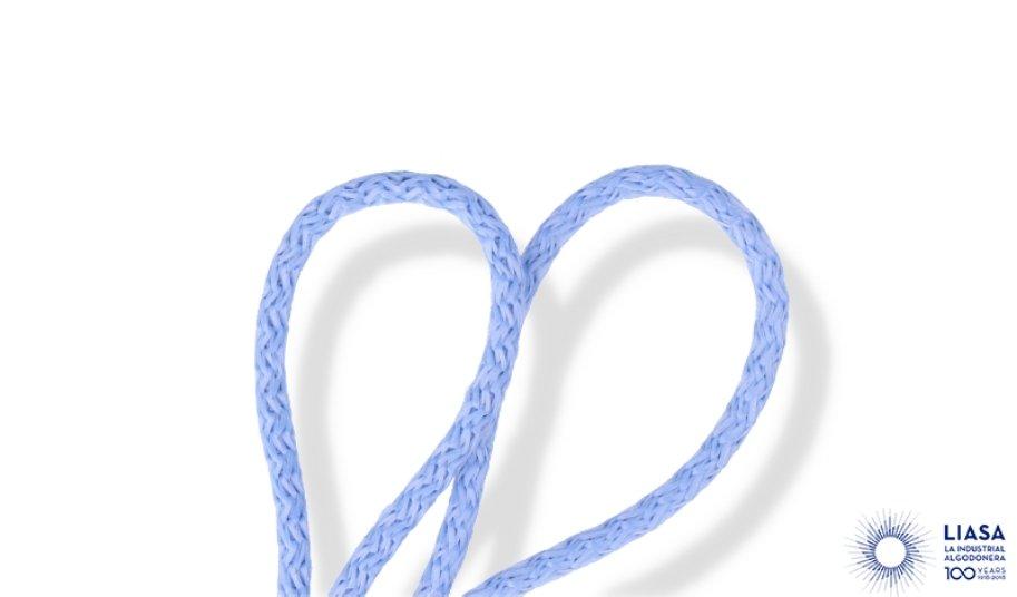 Cordón rígido trenzado estándar de polipropileno