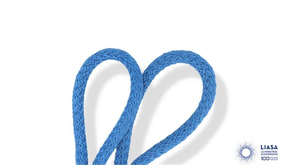 Cordones redondos trenzado estándar de poliéster