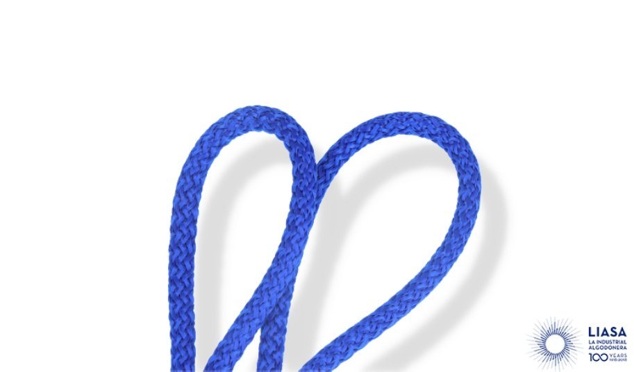 Lacets ronds tressage standard en polypropylène pour chaussure