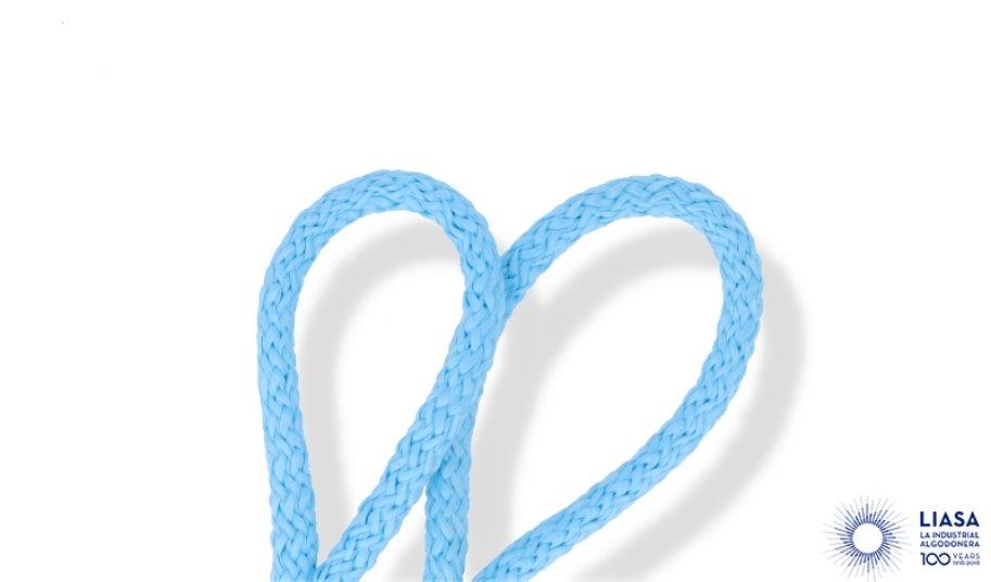 Cordons rodons trenat estàndar de polipropilè processat per a que no encongeixi