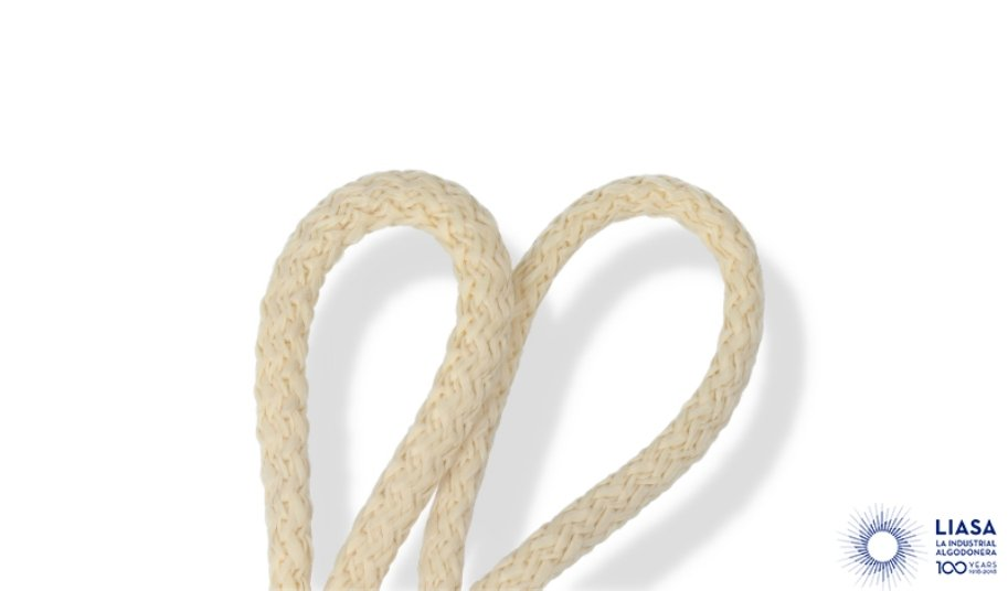 Cordons ronds tricotage standard en polypropylène