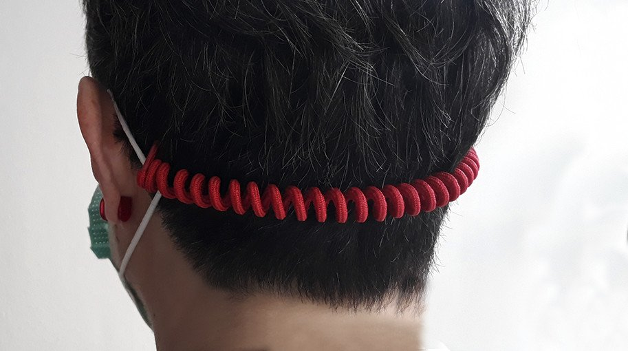 Cordons elàstics en espiral que no es lliguen